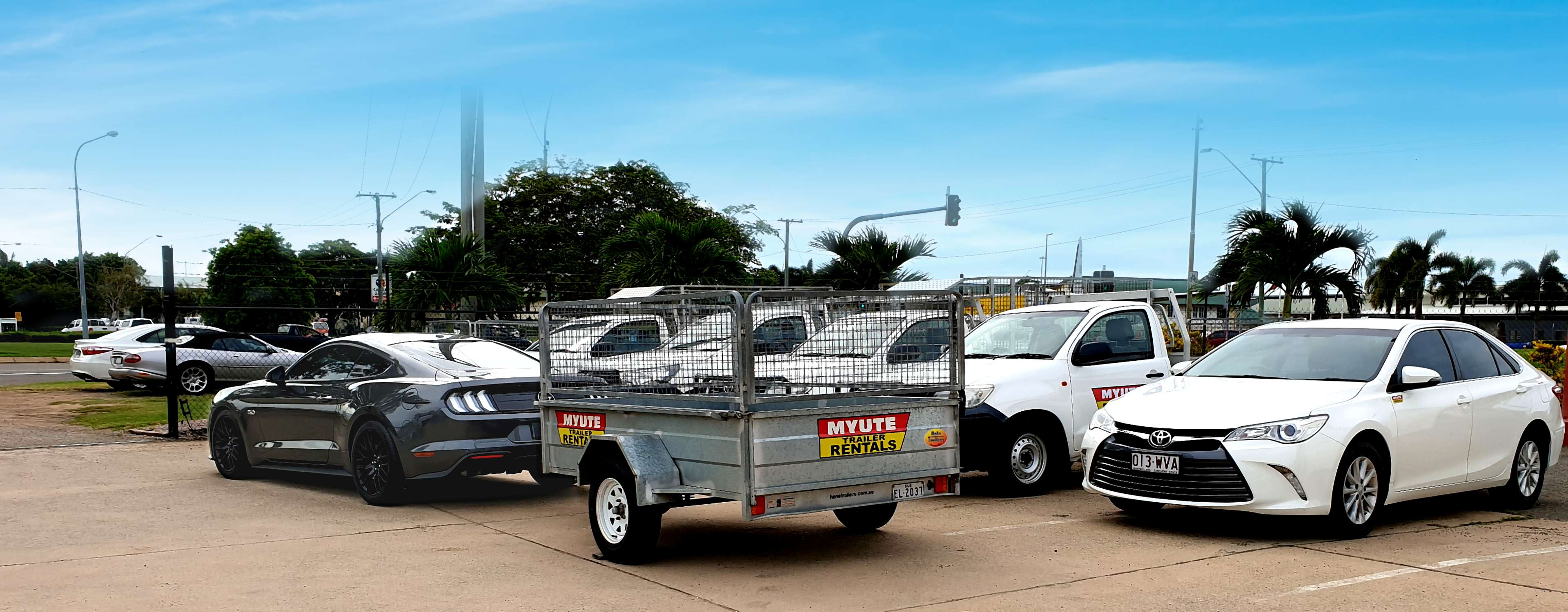 townsville car rental